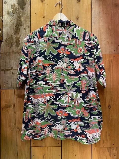 5月23日(土)11:30~マグネッツ大阪店オンラインストア夏物ヴィンテージ入荷!!#1 Vintage Hawaiian Shirt!!_c0078587_15441410.jpg
