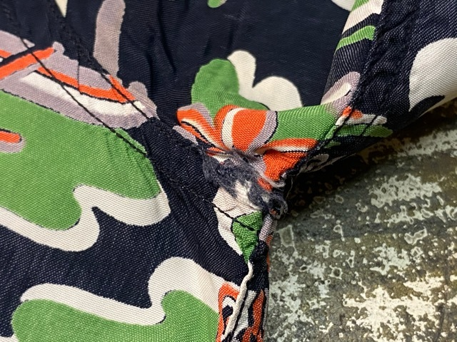 5月23日(土)11:30~マグネッツ大阪店オンラインストア夏物ヴィンテージ入荷!!#1 Vintage Hawaiian Shirt!!_c0078587_15472465.jpg