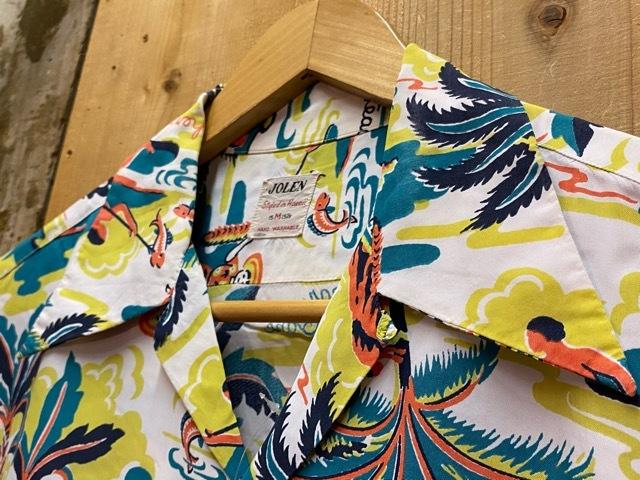 5月23日(土)11:30~マグネッツ大阪店オンラインストア夏物ヴィンテージ入荷!!#1 Vintage Hawaiian Shirt!!_c0078587_16330307.jpg