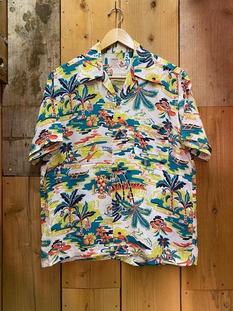 5月23日(土)11:30~マグネッツ大阪店オンラインストア夏物ヴィンテージ入荷!!#1 Vintage Hawaiian Shirt!!_c0078587_16330389.jpg