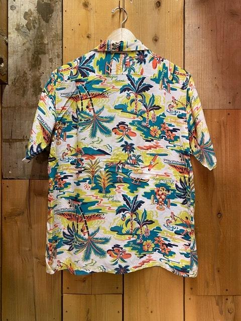 5月23日(土)11:30~マグネッツ大阪店オンラインストア夏物ヴィンテージ入荷!!#1 Vintage Hawaiian Shirt!!_c0078587_16330815.jpg