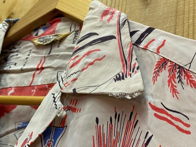 5月23日(土)11:30~マグネッツ大阪店オンラインストア夏物ヴィンテージ入荷!!#1 Vintage Hawaiian Shirt!!_c0078587_16371407.jpg