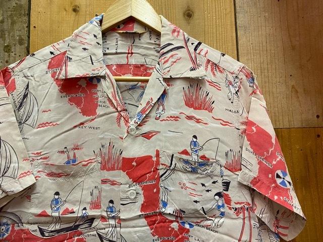 5月23日(土)11:30~マグネッツ大阪店オンラインストア夏物ヴィンテージ入荷!!#1 Vintage Hawaiian Shirt!!_c0078587_16371457.jpg