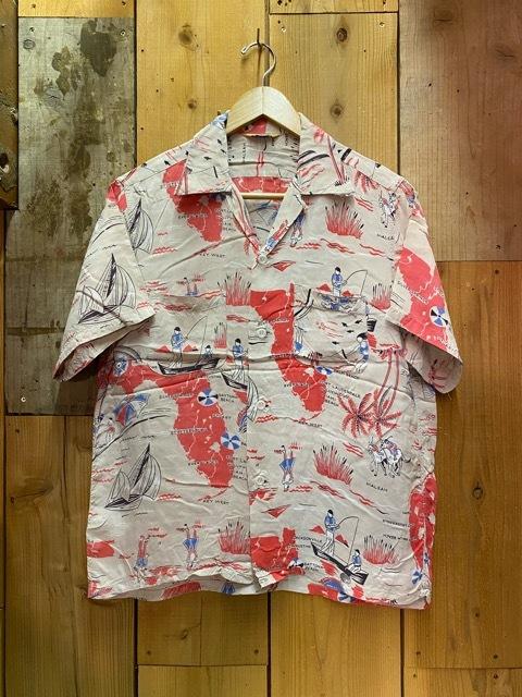 5月23日(土)11:30~マグネッツ大阪店オンラインストア夏物ヴィンテージ入荷!!#1 Vintage Hawaiian Shirt!!_c0078587_16371469.jpg