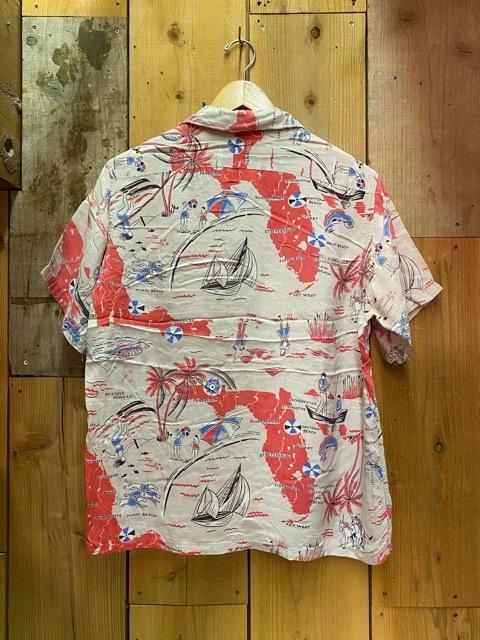 5月23日(土)11:30~マグネッツ大阪店オンラインストア夏物ヴィンテージ入荷!!#1 Vintage Hawaiian Shirt!!_c0078587_16372070.jpg