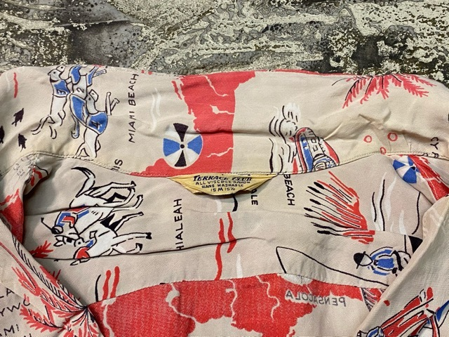 5月23日(土)11:30~マグネッツ大阪店オンラインストア夏物ヴィンテージ入荷!!#1 Vintage Hawaiian Shirt!!_c0078587_16381995.jpg