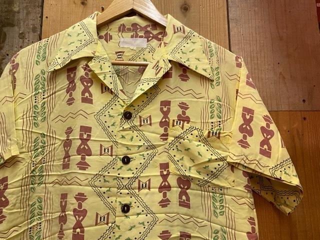 5月23日(土)11:30~マグネッツ大阪店オンラインストア夏物ヴィンテージ入荷!!#1 Vintage Hawaiian Shirt!!_c0078587_16403843.jpg