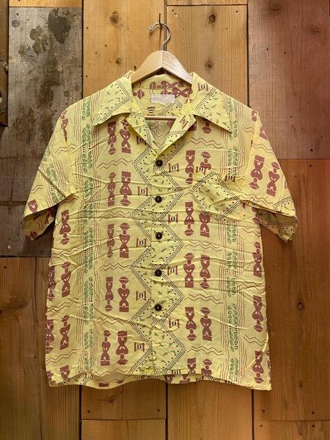 5月23日(土)11:30~マグネッツ大阪店オンラインストア夏物ヴィンテージ入荷!!#1 Vintage Hawaiian Shirt!!_c0078587_16403848.jpg