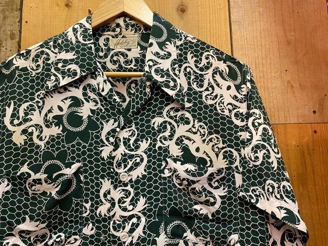 5月23日(土)11:30~マグネッツ大阪店オンラインストア夏物ヴィンテージ入荷!!#1 Vintage Hawaiian Shirt!!_c0078587_16442103.jpg