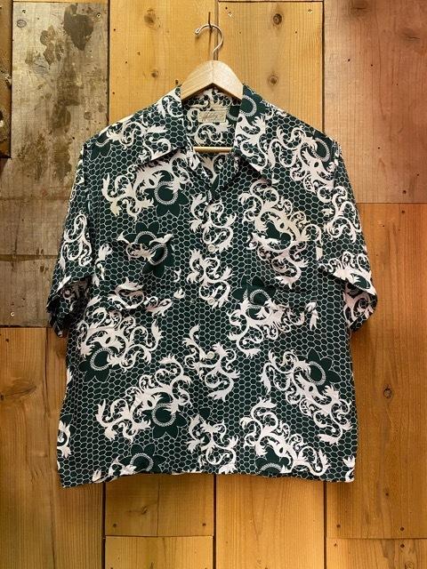 5月23日(土)11:30~マグネッツ大阪店オンラインストア夏物ヴィンテージ入荷!!#1 Vintage Hawaiian Shirt!!_c0078587_16442107.jpg