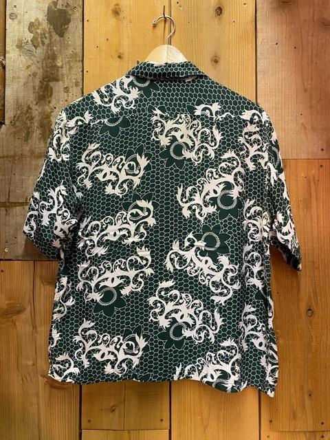 5月23日(土)11:30~マグネッツ大阪店オンラインストア夏物ヴィンテージ入荷!!#1 Vintage Hawaiian Shirt!!_c0078587_16442500.jpg