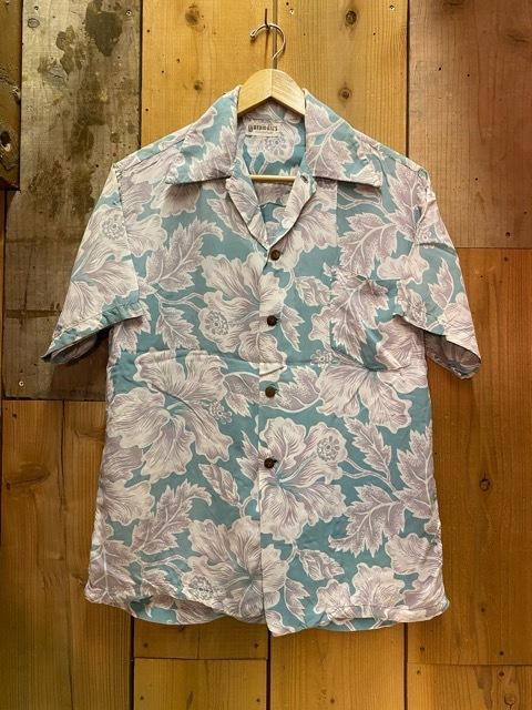 5月23日(土)11:30~マグネッツ大阪店オンラインストア夏物ヴィンテージ入荷!!#1 Vintage Hawaiian Shirt!!_c0078587_17084091.jpg