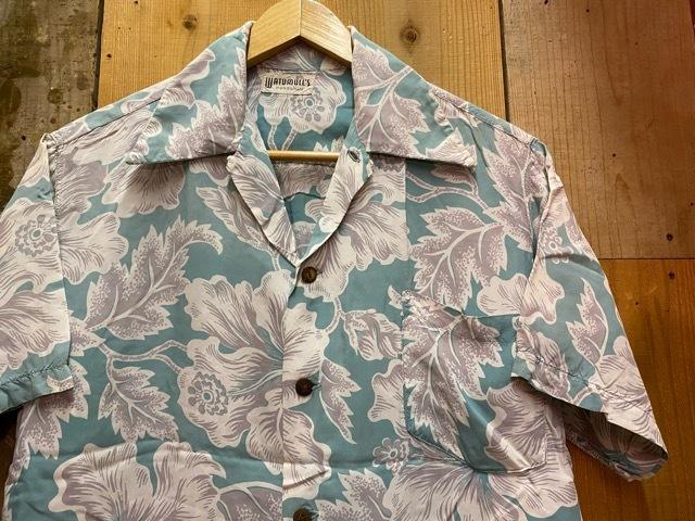 5月23日(土)11:30~マグネッツ大阪店オンラインストア夏物ヴィンテージ入荷!!#1 Vintage Hawaiian Shirt!!_c0078587_17084409.jpg