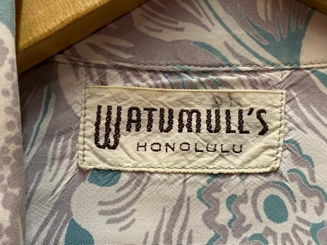 5月23日(土)11:30~マグネッツ大阪店オンラインストア夏物ヴィンテージ入荷!!#1 Vintage Hawaiian Shirt!!_c0078587_17084540.jpg