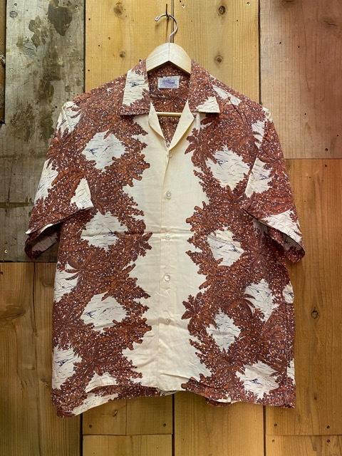 5月23日(土)11:30~マグネッツ大阪店オンラインストア夏物ヴィンテージ入荷!!#1 Vintage Hawaiian Shirt!!_c0078587_17281734.jpg