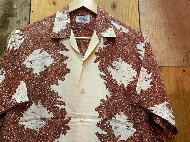 5月23日(土)11:30~マグネッツ大阪店オンラインストア夏物ヴィンテージ入荷!!#1 Vintage Hawaiian Shirt!!_c0078587_17281748.jpg