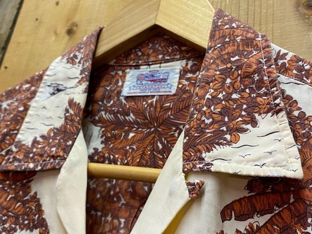 5月23日(土)11:30~マグネッツ大阪店オンラインストア夏物ヴィンテージ入荷!!#1 Vintage Hawaiian Shirt!!_c0078587_17281841.jpg