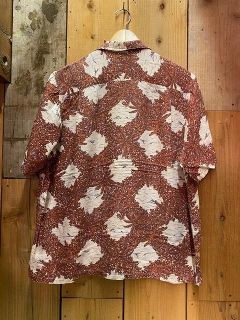 5月23日(土)11:30~マグネッツ大阪店オンラインストア夏物ヴィンテージ入荷!!#1 Vintage Hawaiian Shirt!!_c0078587_17282199.jpg