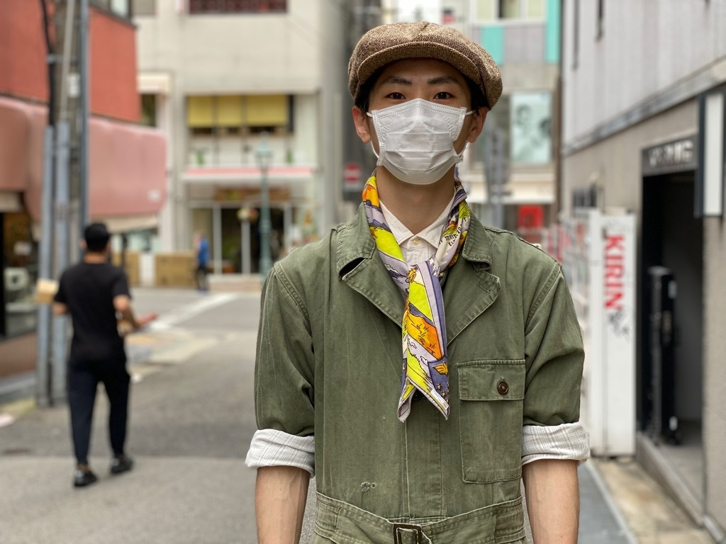 マグネッツ神戸店5/23(土)OnlineStore服飾雑貨&Shoes入荷! #1 Military Item!!!_c0078587_17535982.jpg