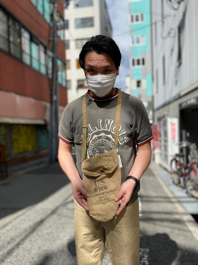 マグネッツ神戸店5/23(土)OnlineStore服飾雑貨&Shoes入荷! #1 Military Item!!!_c0078587_20014574.jpg