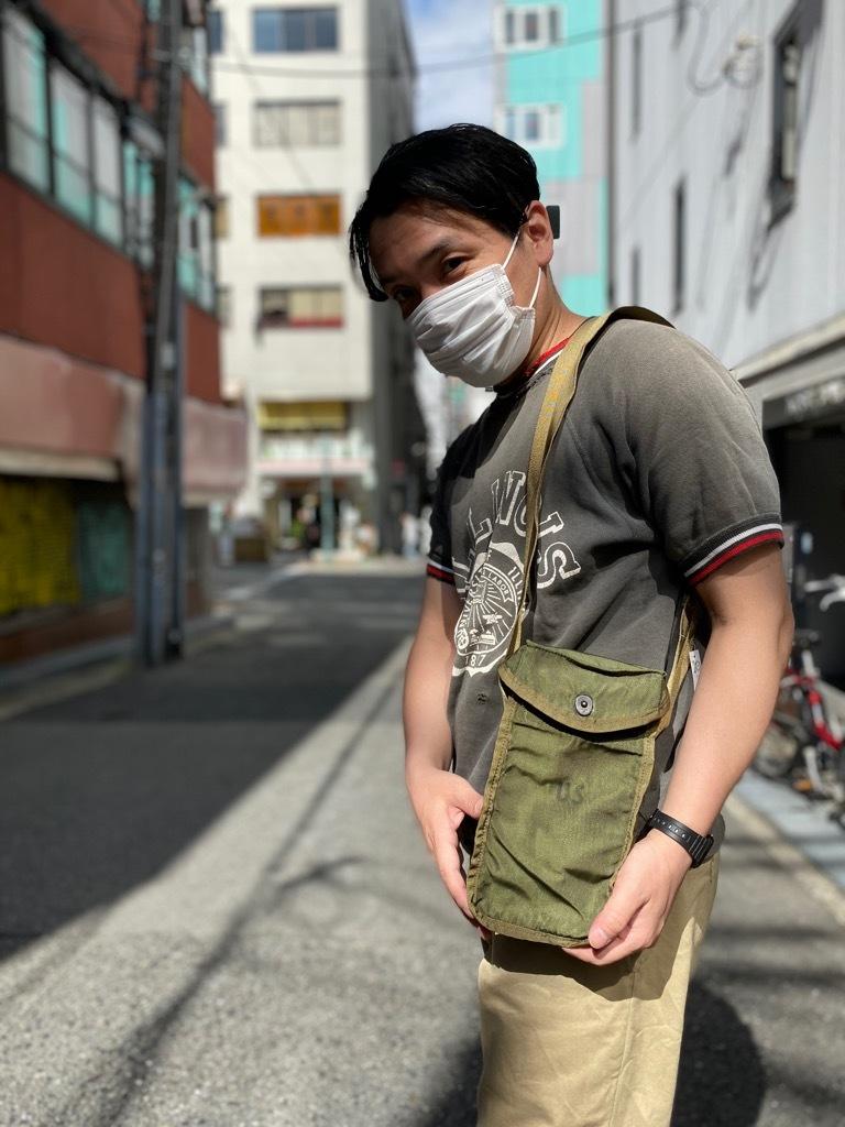 マグネッツ神戸店5/23(土)OnlineStore服飾雑貨&Shoes入荷! #1 Military Item!!!_c0078587_20014672.jpg