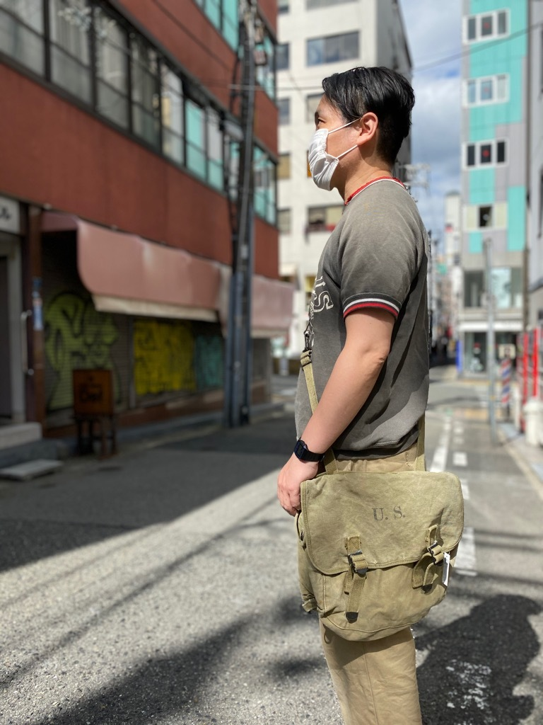 マグネッツ神戸店5/23(土)OnlineStore服飾雑貨&Shoes入荷! #1 Military Item!!!_c0078587_20033207.jpg