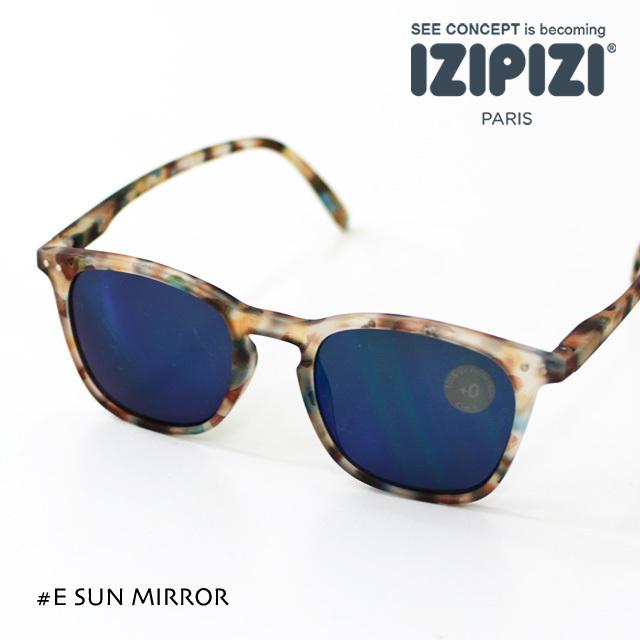 IZIPIZI [イジピジ] #E SUN MIRROR サングラス [#E SUN MIRROR] トミラーグラス 度数なし・登MEN\'S/LADY\'S _f0051306_17383663.jpg