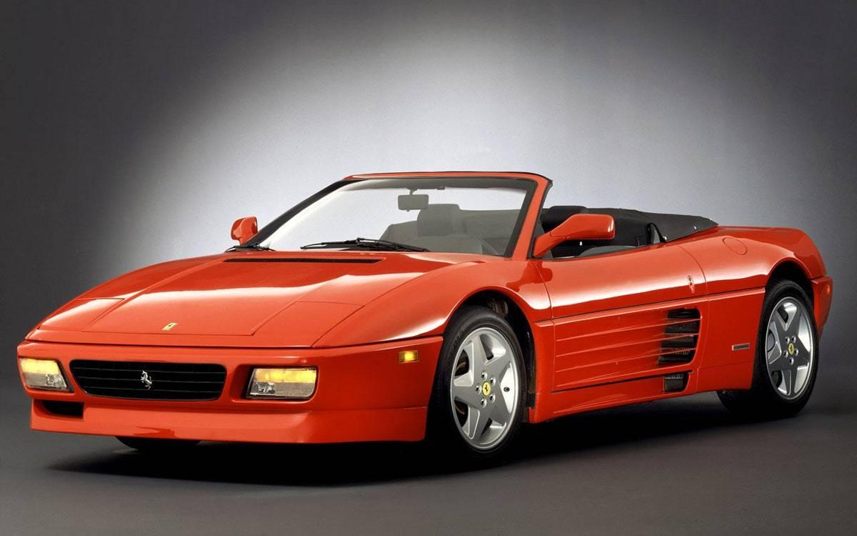 small Ferrari の造形の変化_a0129711_09071017.jpg