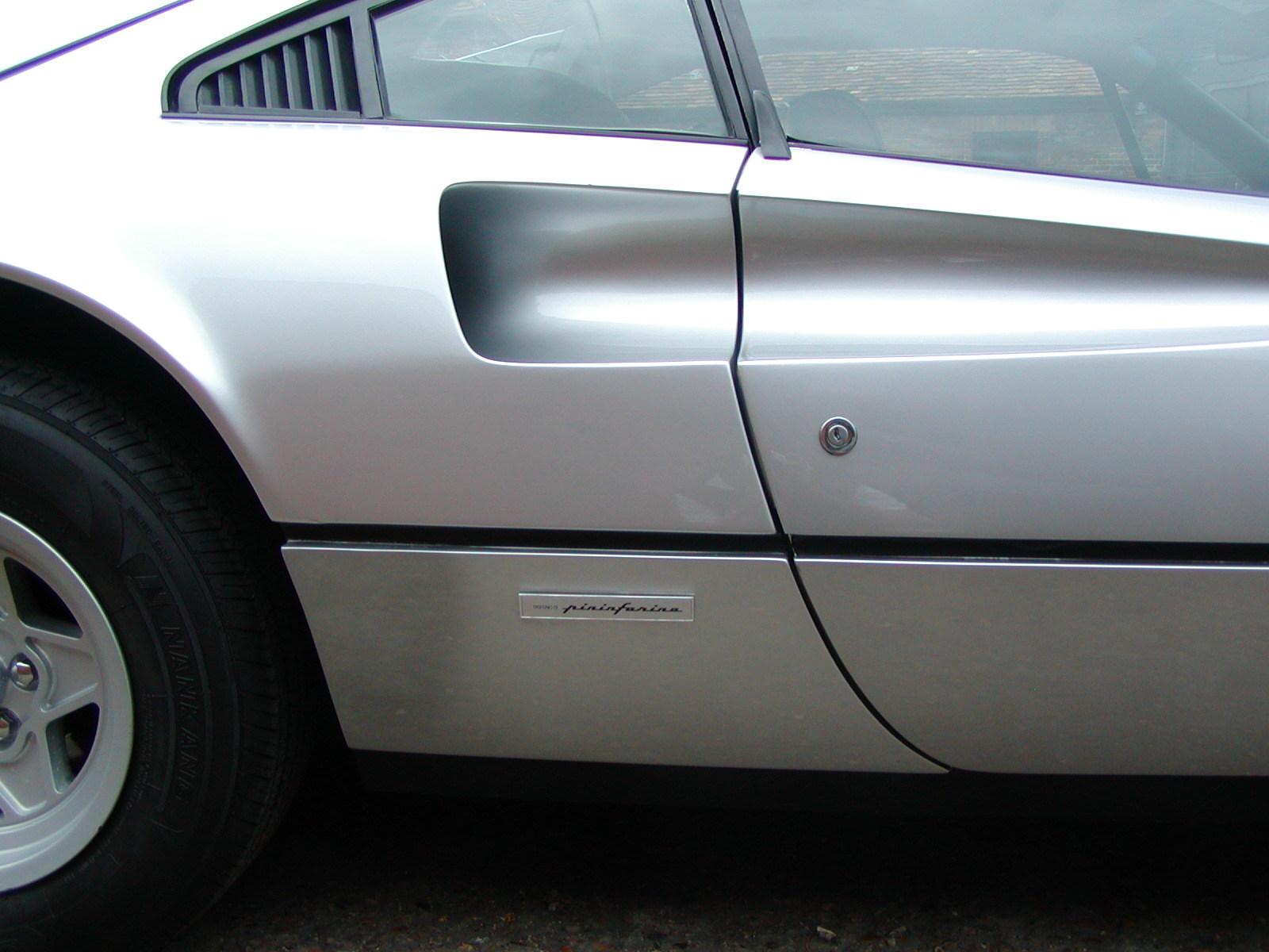 small Ferrari の造形の変化_a0129711_09275226.jpg