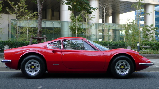 small Ferrari の造形の変化_a0129711_09392182.jpg