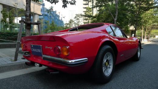 small Ferrari の造形の変化_a0129711_09394117.jpg