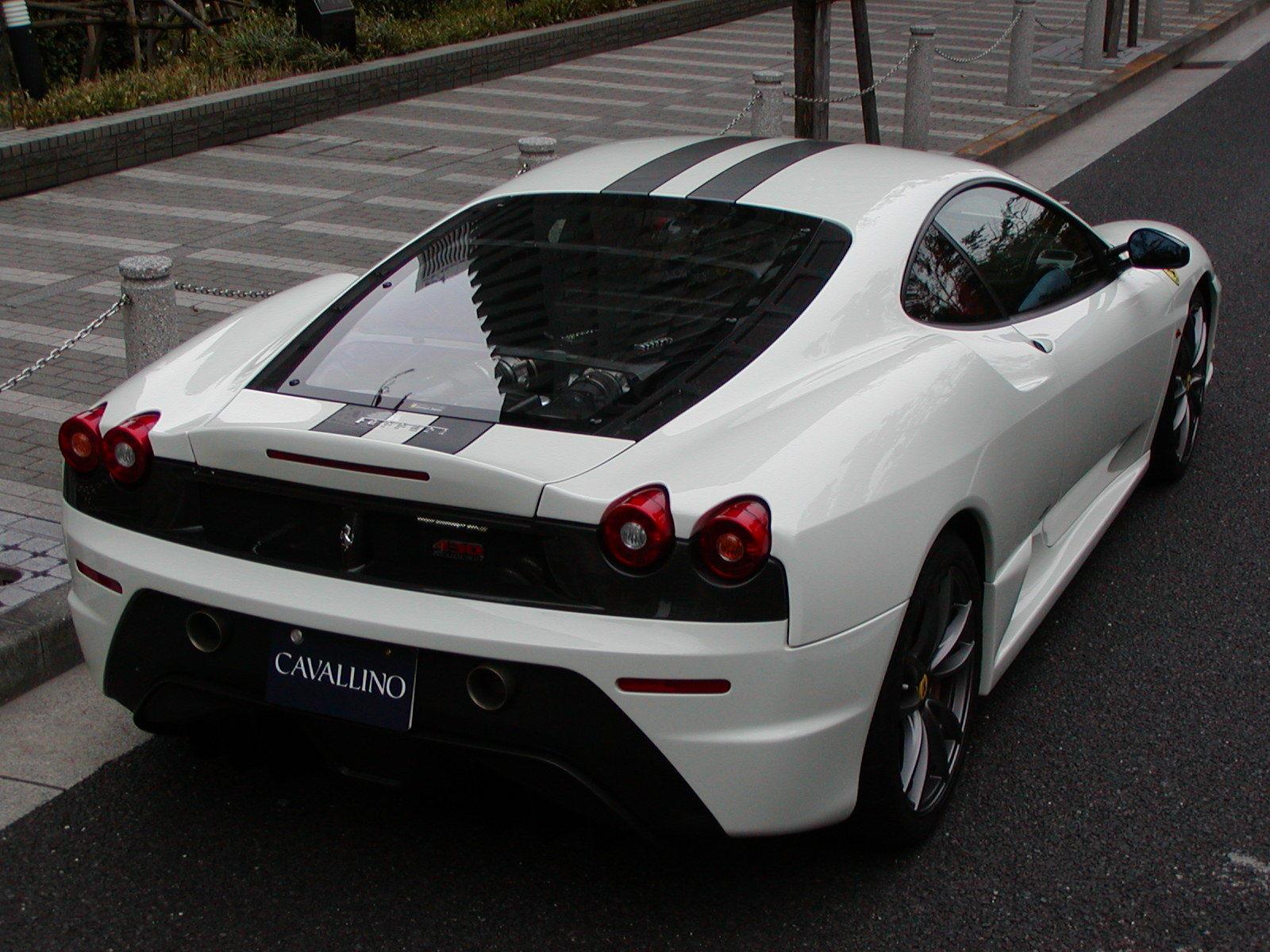 small Ferrari の造形の変化_a0129711_09474150.jpg