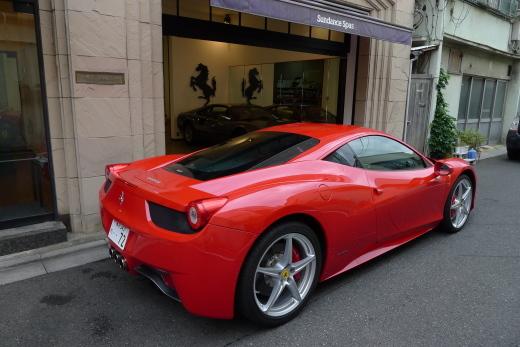small Ferrari の造形の変化_a0129711_09492981.jpg