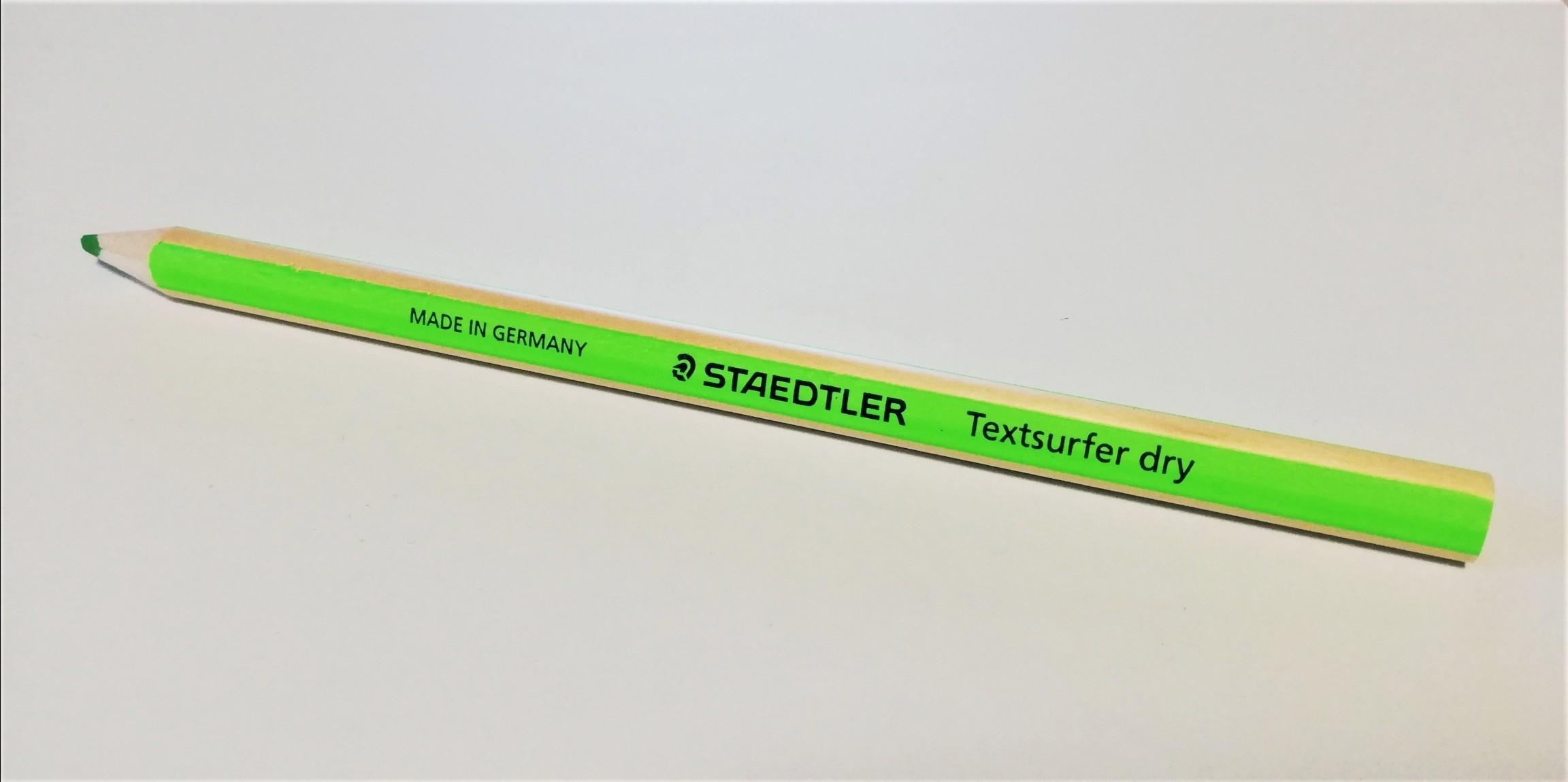 最近の買い物~ステッドラー・テキストサーファードライ~_f0220714_06122167.jpg