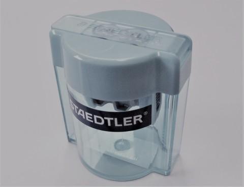 最近の買い物~ステッドラー・蓋付きシャープナー(2穴)~_f0220714_08551950.jpg