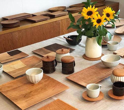 icura 木のテーブルウェア with 若菜綾子 Online展、明日から。_a0026127_18012529.jpg