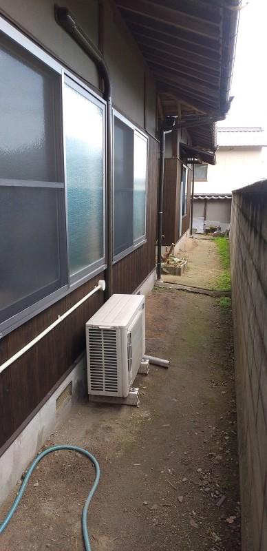 松山市 M様邸 外部他改修工事_a0167735_15542168.jpg