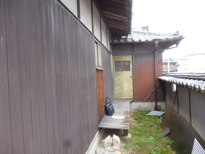 松山市 M様邸 外部他改修工事_a0167735_15560632.jpg