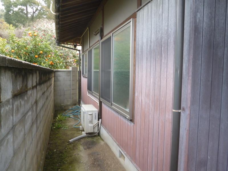 松山市 M様邸 外部他改修工事_a0167735_15570901.jpg