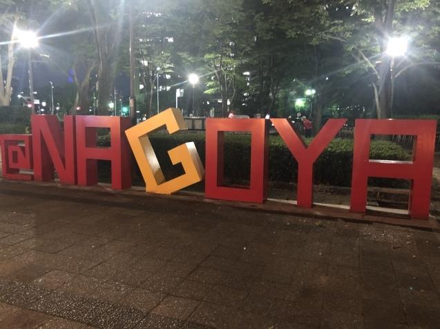 夜の名古屋城へ〜_e0379544_10070417.jpeg