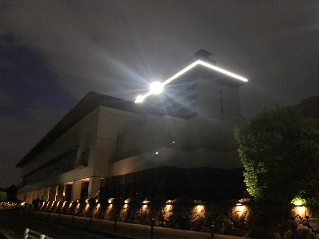 夜の名古屋城へ〜_e0379544_10223547.jpeg