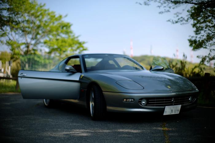 令和2年のフェラーリ456(M)_f0057849_22043018.jpg