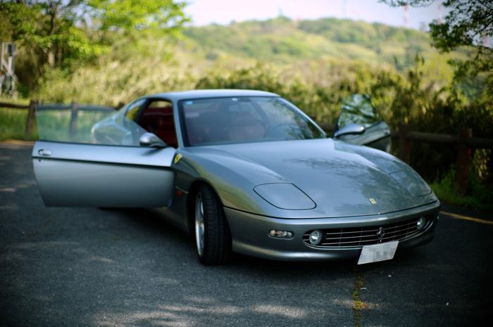 令和2年のフェラーリ456(M)_f0057849_22084304.jpg