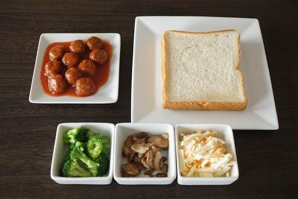 セブンイレブン食材を使って12分で作れる時短ランチ!_d0269651_14243778.jpg