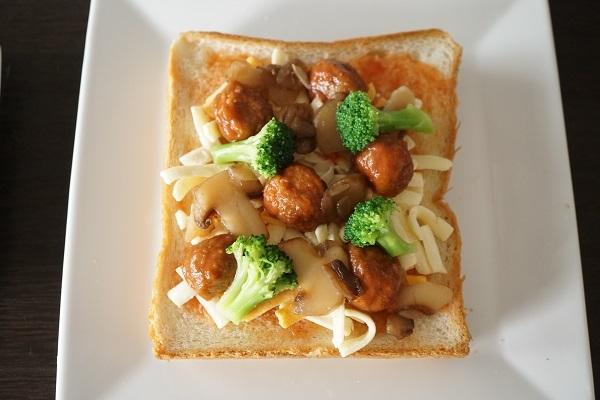 セブンイレブン食材を使って12分で作れる時短ランチ!_d0269651_14250193.jpg