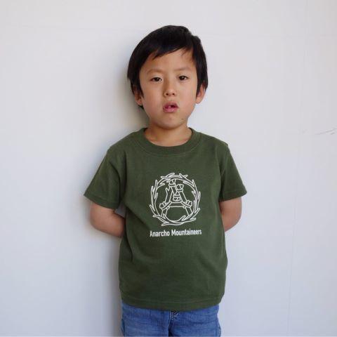 Mountain Research : Kids Tee_a0234452_14025087.jpg