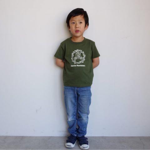 Mountain Research : Kids Tee_a0234452_14030575.jpg