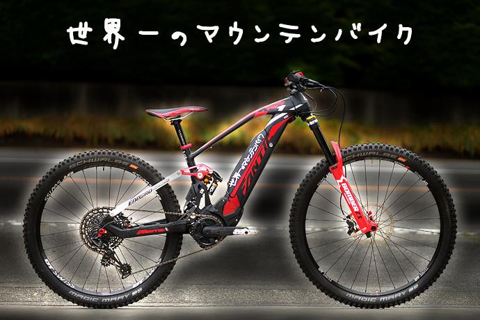 世界一のマウンテンバイク VI_b0049658_19044552.jpg