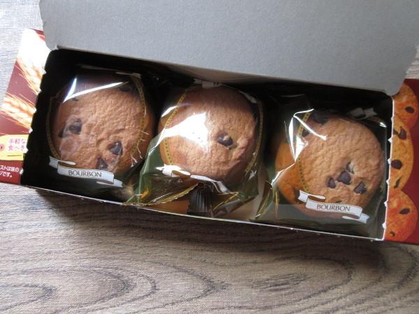 【ブルボン】チョコチップクッキー_c0152767_17431494.jpg