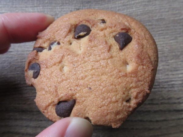 【ブルボン】チョコチップクッキー_c0152767_17435762.jpg